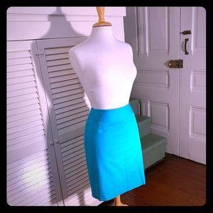 A line halogen pencil skirt 10
